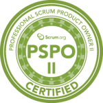 Product Owner Training badge