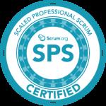 Scaled Scrum Badge